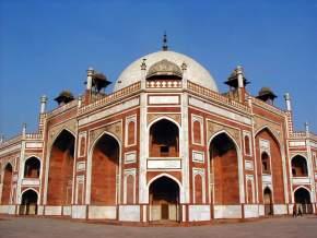 humanyuns-tomb, delhi