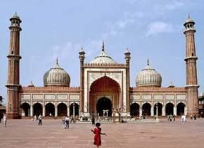 jama-masjid, delhi