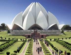 lotus-temple, delhi