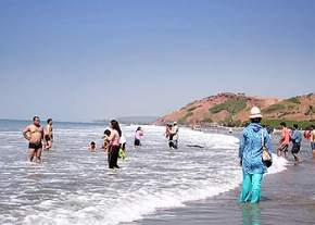 attractions--Goa
