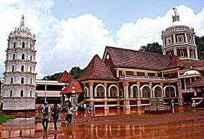 attractions-Shanta-Durga-Temple-Goa