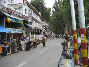 mall-road, nainital