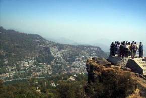 tiffin-top, nainital