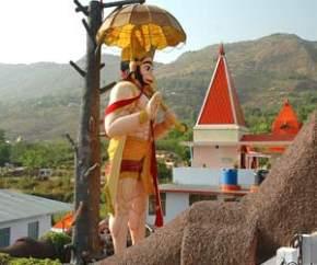 hanuman-garhi, nainital