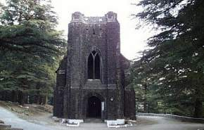 Lord Elgin Memorial Church, Dharamsala