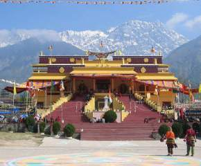 attractions--Dharamsala