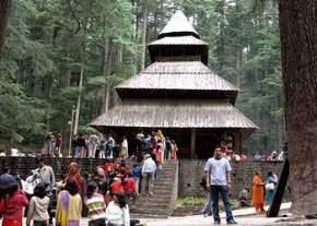 hadimba-devi-temple, manali