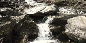 rahalla-falls, manali