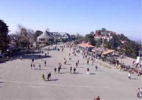 the-ridge, shimla