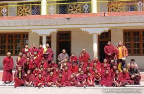 karma-dupgyud-choeling-monastery, leh
