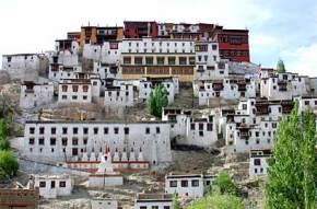 thiksey-monastery, leh