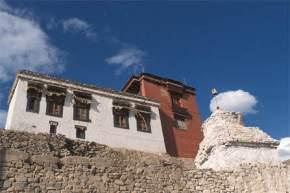 matho-monastery, leh