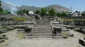 avantiswami-temple, srinagar