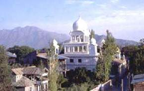 attractions--Srinagar
