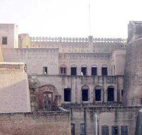 bathinda-fort, amritsar