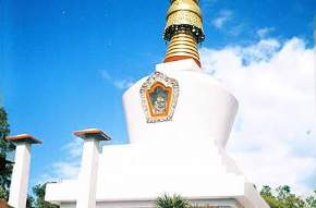 do-drul-chorten-stupa, gangtok