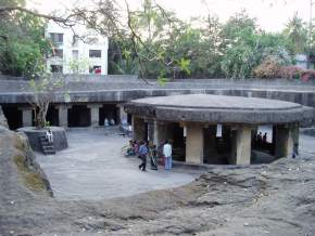 attractions-Pataleshwar-Cave-Pune