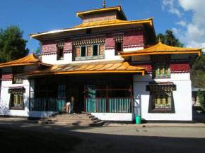 attractions-Enchey-Monastery-Gangtok