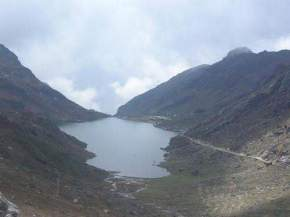 changu-lake, gangtok
