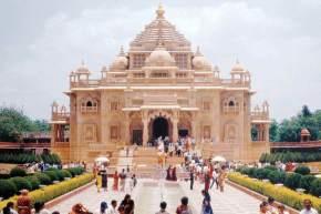 Akshar Dham Ahmedabad, Ahmedabad
