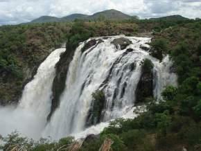 shivasamudaram-falls, bangalore