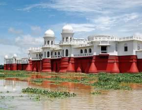 Neer Mahal Agartala, Agartala