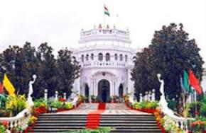 Kunjaban Palace Agartala, Agartala