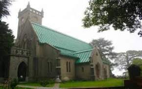 baptist-church, kasauli