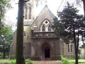 christ-church, kasauli