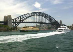 sydney-harbor-bridge, australia