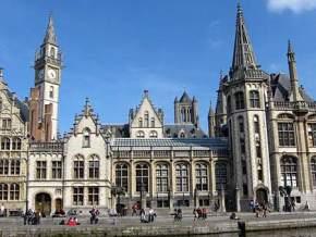 ghent-belfry, belgium