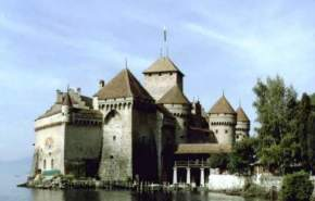 chateau-de-chillon, switzerland