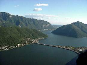 lake-lugano, switzerland
