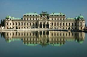 vienna-belvedere-palaces-galleries, austria