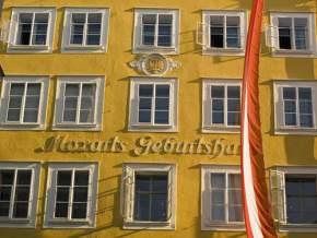 salzburg-mozarts-birthplace, austria