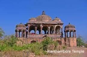 rajbagh-ruins, ranthambore