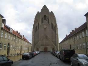 copenhagen-grundtvig-church, denmark