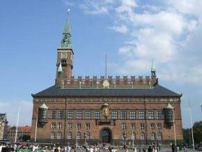 attractions-Copenhagen-Town-Hall-Denmark