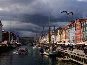 copenhagen-new-harbor, denmark
