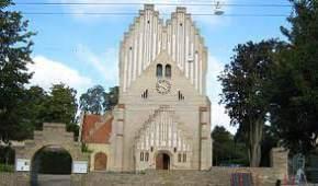 munkebjerg-church, denmark