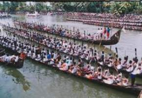 Nehru Trophy Boat Race, Alleppey