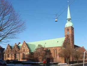 arhus-church-of-our-lady, denmark