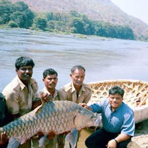 cauvery-fishing-camp, bheemeshwari