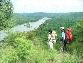 trekking, bheemeshwari