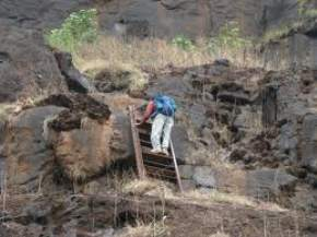 Shivajis Ladder, Matheran
