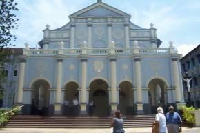 st-aloysius-college-chapel, mangalore