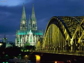 attractions-Cologne-Cathedral-Germany
