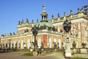 sanssouci-park, germany