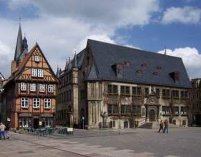 old-town-of-quedlinburg, germany
