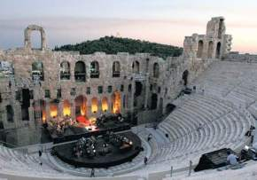 epidaurus-theater, greece